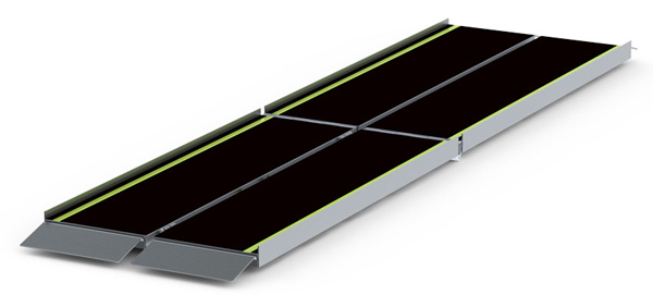 Trifold Ramp - Advantage Series - 7'