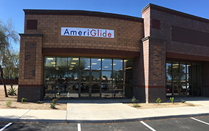 AmeriGlide Phoenix Storefront - Accessibility Solutions