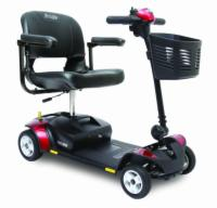 Pride Go-Go Elite Traveller - 4 Wheel Travel Scooter